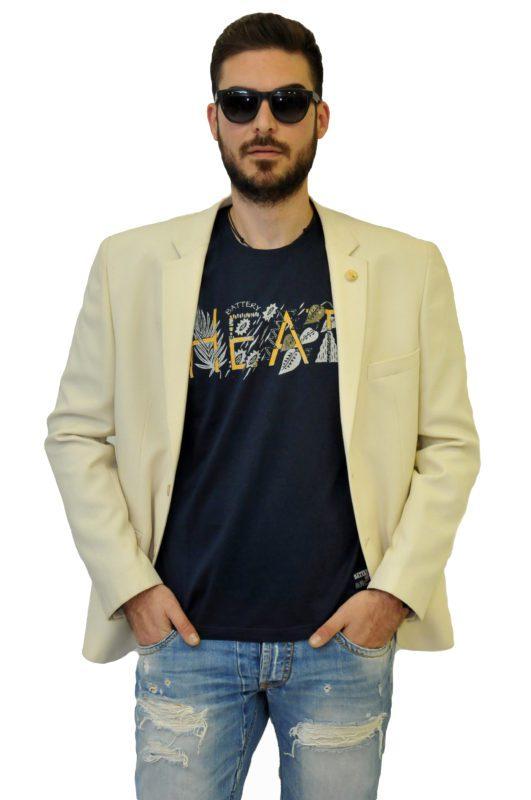 Εκρού σακάκι MAN2MAN