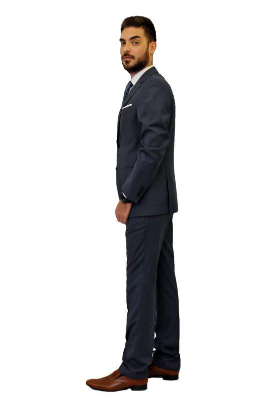 Ράφ κοστούμι MAN2MAN στενή γραμμή