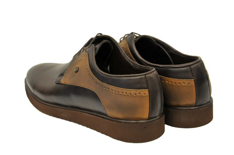 Καφέ παπούτσια MAN2MAN