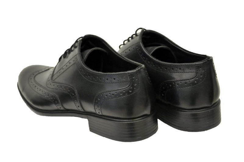 Μαύρα παπούτσια MAN2MAN