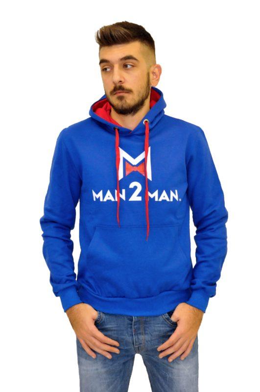 Ράφ φούτερ μπλούζα MAN2MAN