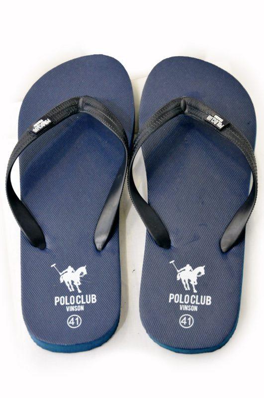 Μπλε σαγιονάρες Vinson Polo Club
