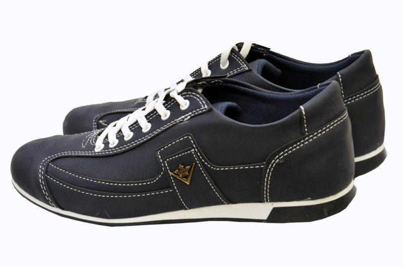 Μπλε sneakers παπούτσια