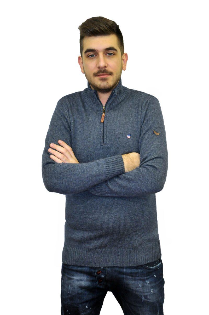 Ραφ πλεκτή μπλούζα NEW YORK TAILORS