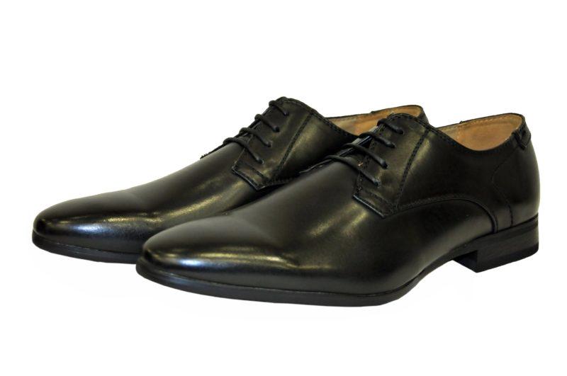 Μαύρα παπούτσια NEW YORK TAILORS