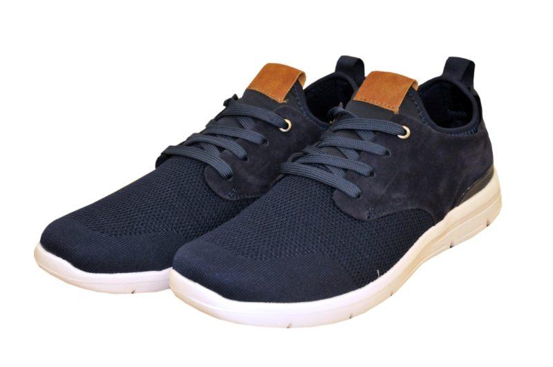 Μπλε σκούρο καλοκαιρινό παπούτσι NEW YORK TAILORS