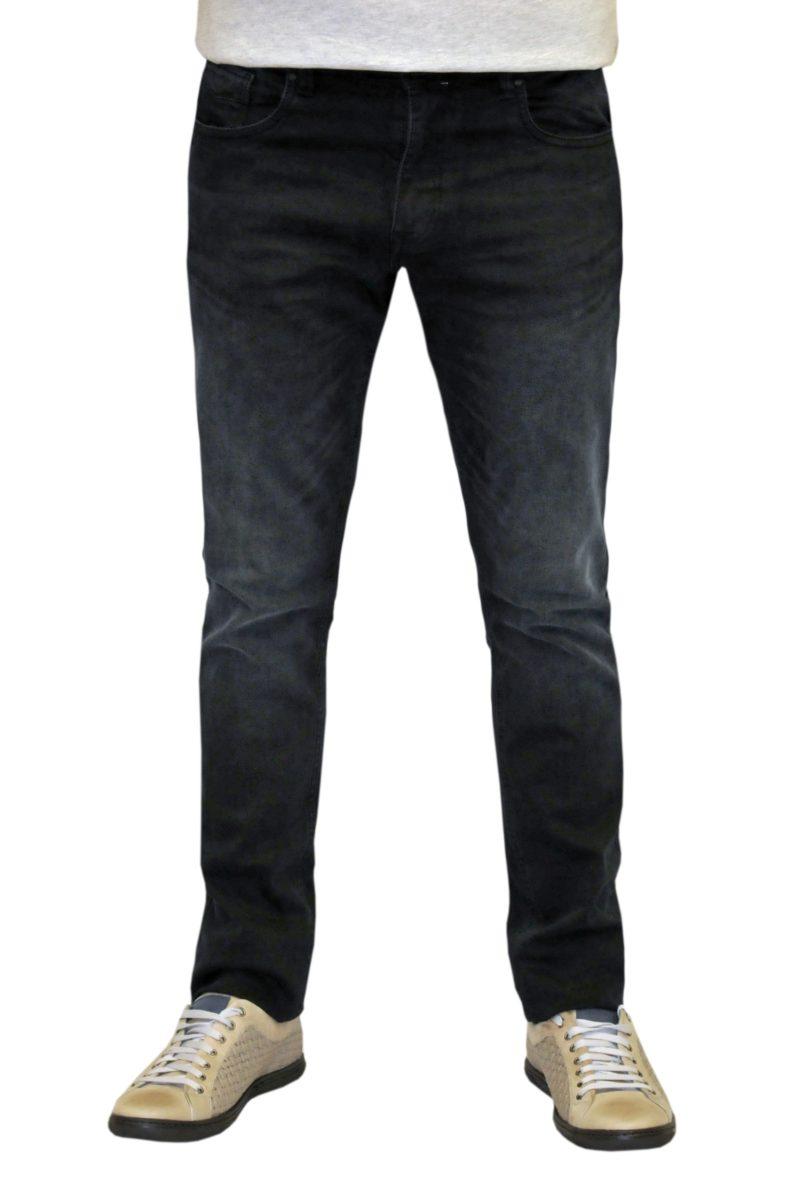 Μαύρο τζιν παντελόνι MARCUS