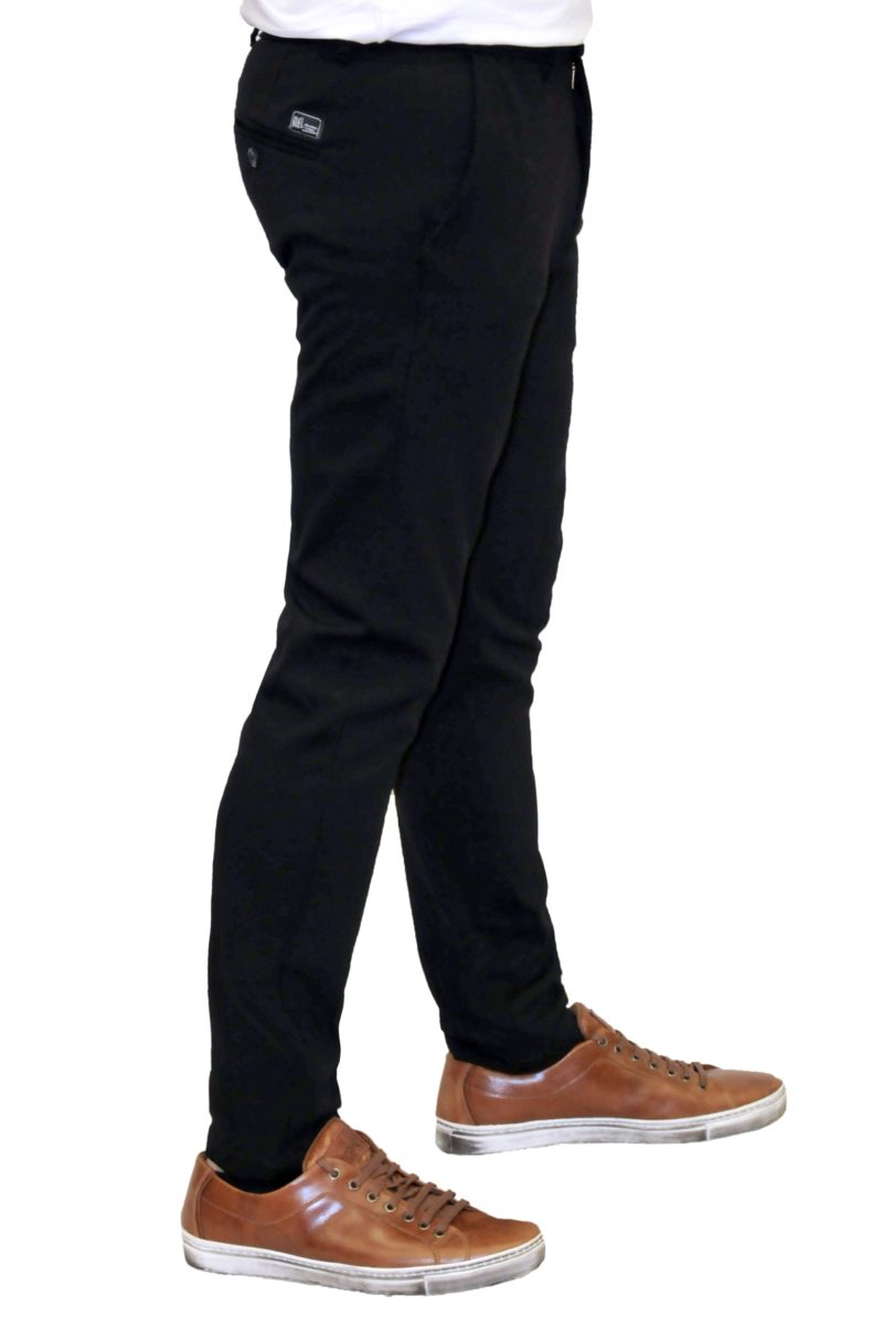 Μαύρο χειμερινό παντελόνι