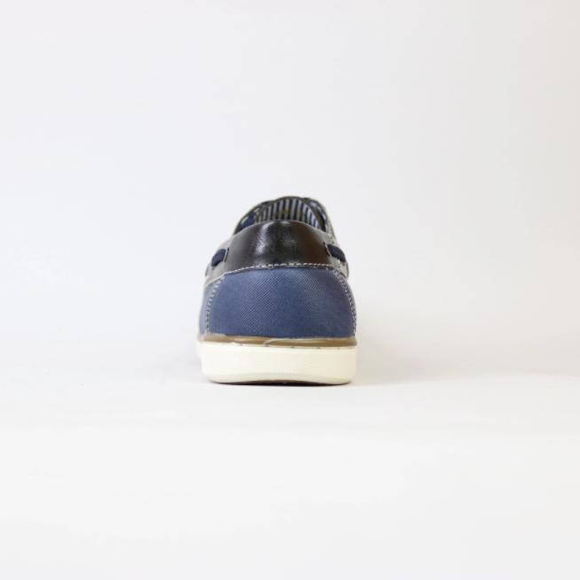 Μπλε σκούρα παπούτσια NEW YORK TAILORS
