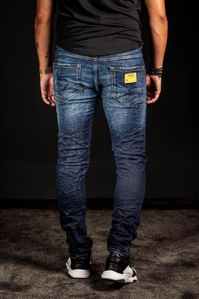Μπλε τζιν παντελόνι PROFIL