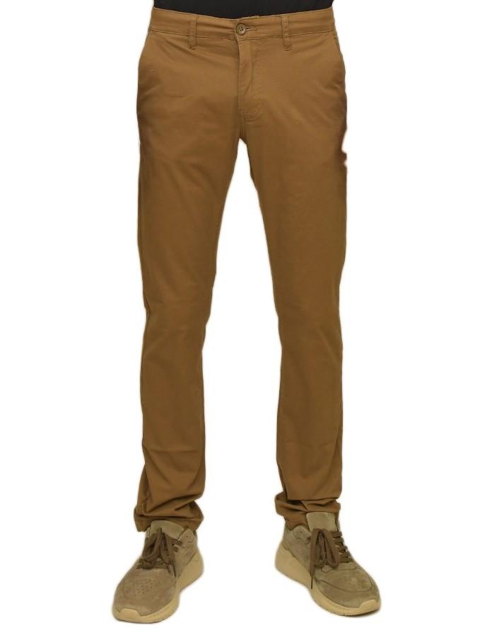 Κάμελ χειμερινό βαμβακερό παντελόνι MARCUS