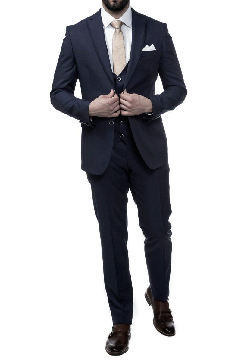 Μπλε σκούρο κοστούμι SARTORI