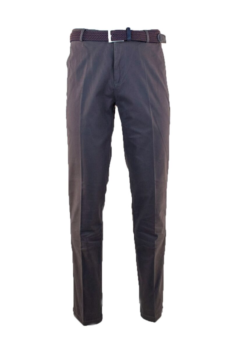 Μπλε σκούρο χειμερινό βαμβακερό παντελόνι NEW YORK TAILORS