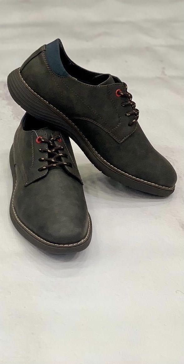 Καφέ χειμερινά παπούτσια NEW YORK TAILORS